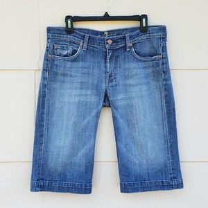 7FAM Dojo bermuda shorts